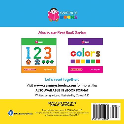 Abc: Volume 1 (First Book Series)