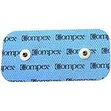 Compex Snap 5X10; Pack De 2 - Pack 2 Electrodos Easysnap Performance 5X10 Cm 2 Snap