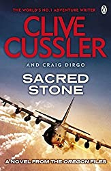 Sacred Stone: Oregon Files #2 (The Oregon Files) by Clive Cussler (2013-09-05)