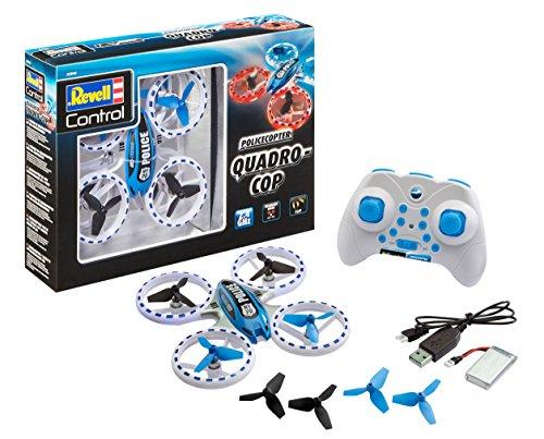 Revell Control 23846 Quadrocop Quadcopter Fahrzeug, weiß