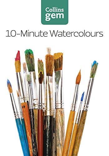 10-Minute Watercolours (Collins Gem) by Hazel Soan (1-Aug-2005) Paperback