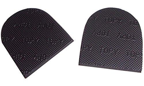 Comptoir d'Ostrevant Talons Chaussures Femme Topy (La Paire) Ref 22 : 40mm de long X 36mm de large