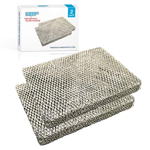 HQRP 2 Pack Water Filter Compatible With Trane American Standard BAYPAD02A1310A HUMD300A HUMD500A THUMD300ABA00B THUMD500APA00B Humidifiers