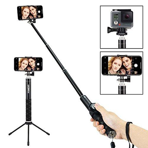 Foneso Bluetooth Selfie Stick mi...
