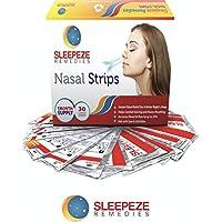 Nasenpflaster groß x30 | Sleepeze Remedies Nasenstrips stoppen das Schnarchen und helfen Ihnen durch die Nase... preisvergleich bei billige-tabletten.eu