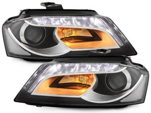 KITT SWA17DLGXB Fari Anteriori LED DRL Facelift Xenon Look Headlights