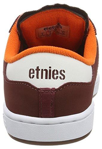 Etnies - Lo-Cut, Scarpe Da Skateboard infantile Rosso (burgundy)