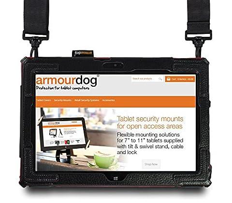 Armourdog Schutzhülle/Tasche Mit Hand- und Schultergurte für Lenovo ThinkPad 10Generation