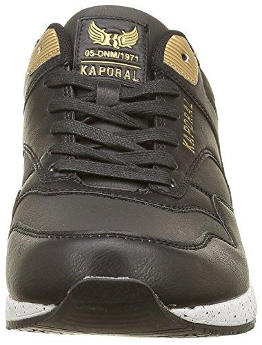 Kaporal Knyt, Baskets Basses Homme Noir