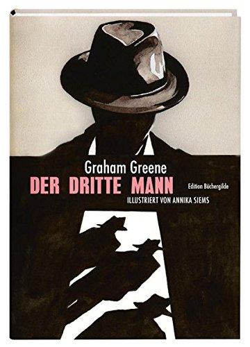 Buchseite und Rezensionen zu 'Der dritte Mann' von Graham Greene