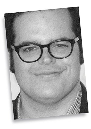 JOSH GAD - ACEO Sketch Card (Signed by the Artist) #js001 -
