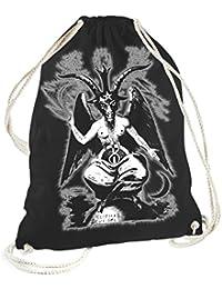 Rock Style Black Baphomet 702458 GYM Bags
