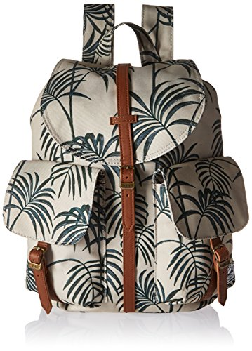 Herschel Supply Company Dawson Casual Tagesrucksack pelican palm/tan synthetic leather