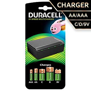 Duracell 1 Hour Battery Charger, 1 Count (B001GXVZFY) | Amazon price tracker / tracking, Amazon price history charts, Amazon price watches, Amazon price drop alerts