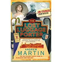The Lost Luggage Porter (Jim Stringer Book 3)