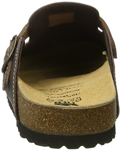 Lico Bioline Clog Style, Chaussons Bas Homme Marron