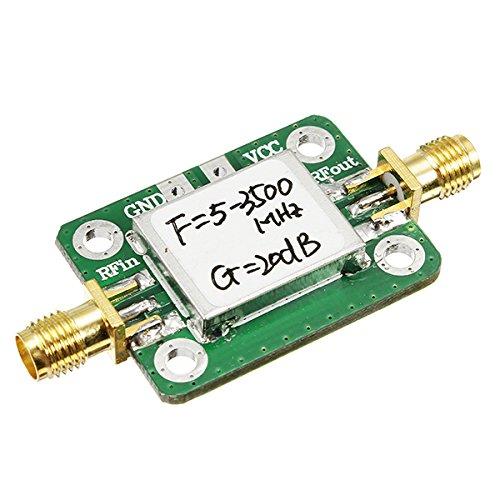 Bluelover Lna 5-3500Mhz 20Db Gain Breitband Low Noise Hf Verstärker Mit Abschirmung Shell