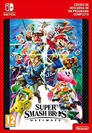 Super Smash Bros. Ultimate | Nintendo Switch - Código de descarga