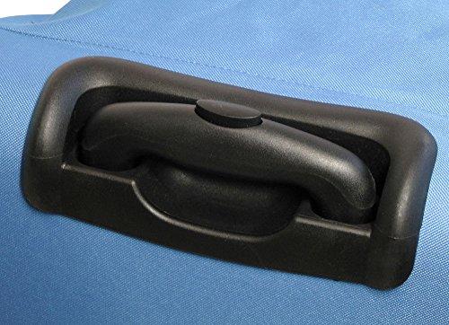 travelite BASICS, 36 cm, Reisetasche, 2 Rollen, schwarz, 2 Rollen - (96277-01) -