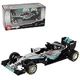Bburago Mercedes-Benz AMG F1 W07 Lewis Hamilton Nr 44 Formel 1 2016 1/43 Modell Auto