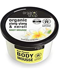 Organic Shop Body Mousse Ylang Ylang & Neroli 250ml