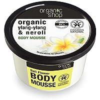 Organic Shop Flor de Bali Mousse Corporal - 250 ml