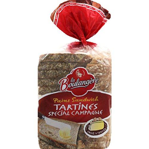la boulangère Pains spécial campagne, spécial sandwich - ( Prix Unitaire ) - Envoi Rapide Et Soignée