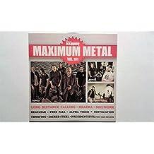 Maximum Metal, Vol. 181 (2013)