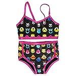Disney Emoji Swimsuit for Girls 2-Piece