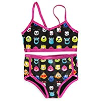 Disney Emoji Swimsuit for Girls 2-Piece