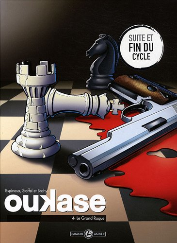 Oukase, Tome 4 : Le Grand Roque