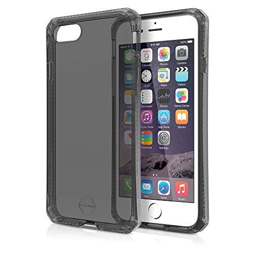 ITSKINS Apple iPhone 7 SPECTRUM Silikon Schutzhülle Transparent Schwarz SPECTRUM Schwarz iPhone 7 Plus
