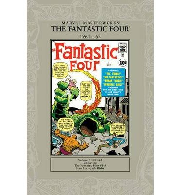 [(Fantastic Four, 1961-62: Fantastic Four No. 1-9)] [ By (author) Stan Lee, Illustrated by Jack Temple Kirby ] [March, 2006]