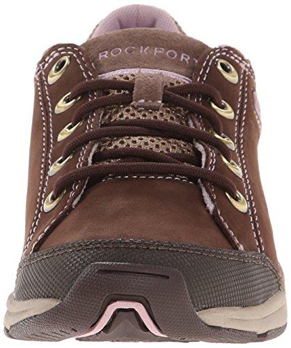 Rockport - Damen Chranson Walking-Schuhe Ebano Nubuck