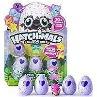 Hatchimals CollEGGtibles 4 egg Pack with Bonus