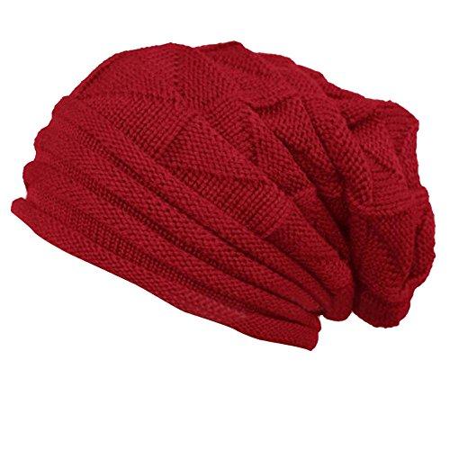 Frauen Winter Häkeln Hut, Zolimx Damen Wolle Strickmütze Warm Caps (Hirte Kind Kostüme)