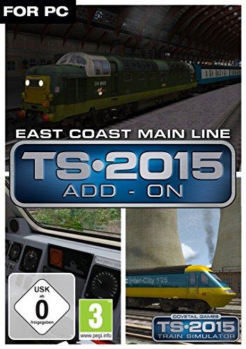 Train Simulator 2015 East Coast Main Line