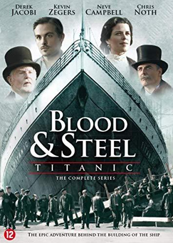 Titanic - Blood and Steel, Die komplette Serie [4 DVDs] (Die Titanic Dvd)