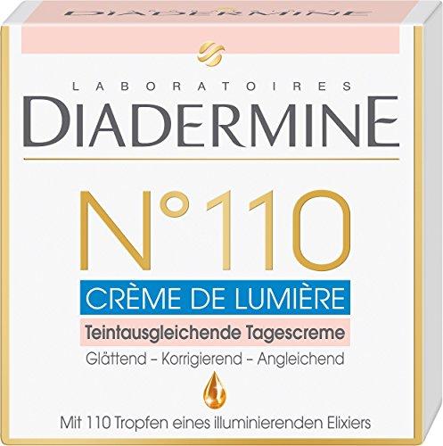 Diadermine N°110 Crème de Lumiére Anti-Age Tagescreme, 1er Pack (1 x 50 ml)