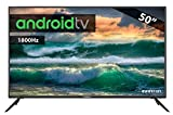 TV LED INFINITON 50' INTV-50LU 4K UHD Android TV/Smart TV, TDT2-WIFI-USB Grabador