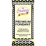 Shantys Premium Fondant / Rollfondant - GELB - 1 Kg