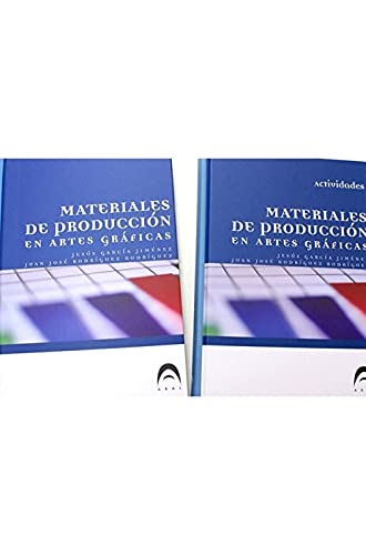 Materiales De Produccion En Artes Graficas