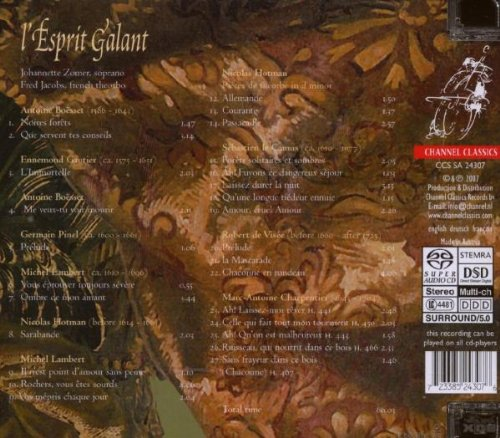 L'Esprit Galant [Hybrid SACD]