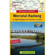 Radführer Werratal-Radweg (Bruckmanns Radführer)