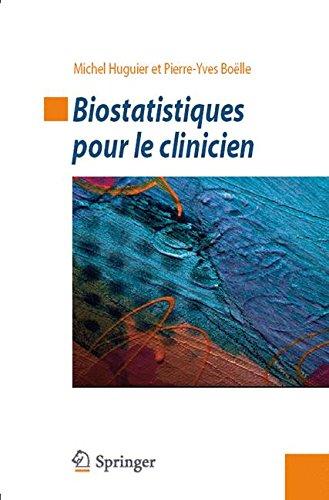Biostatistiques pour le clinicien