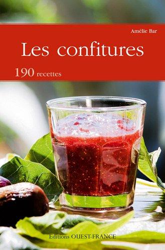 LES CONFITURES 190 RECETTES (POCHE)