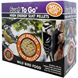 suet to go pellets & Insects Wild Bird Food 3kg Tub
