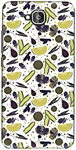 The Racoon Grip printed designer hard back mobile phone case cover for Huawei Honor Holly 2 Plus. (kitchen ti)