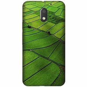 BLAZE Designer 3D Back Cover For Motorola Moto E3 Power