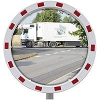 Dancop 0004354 EUVEX Espejo redondo de trafico, PMMA, 80cm diámetro